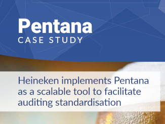 Heineken implements Pentana to facilitate audit standardisation